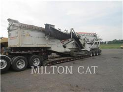 Metso ST358, Mobile screeners, Construction