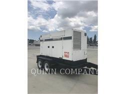 MultiQuip DCA125, Stationary Generator Sets, Construction