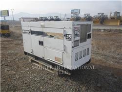 MultiQuip DCA25SSIU2, стационарные генераторные установки, Строительное