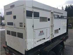 MultiQuip DCA300, Stationary Generator Sets, Construction