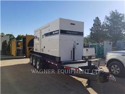MultiQuip DCA400SSI4I, mobile generator sets, Construction