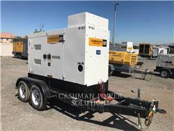 MultiQuip DCA70, mobile generator sets, Construction
