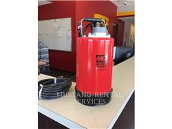 MultiQuip ST2037, Water Pumps, Construction