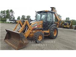 New Holland 590 SUPERN, backhoe loader, Construction