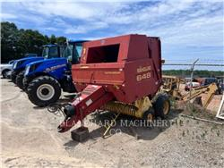New Holland 648, hay equipment, Agriculture