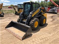 New Holland L230, Chargeuse compacte, Équipement De Construction