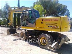 New Holland MH 6.6, wheel excavator, Construction