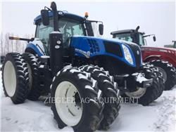 New Holland T8.410, tratores agrícolas, Agricultura