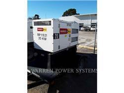 Noram N20, mobile generator sets, Construction