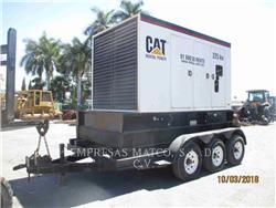 Olympian CAT C9, mobiele generatorsets, Bouw