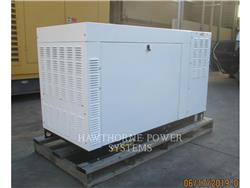 Olympian CAT G25LTA2, стационарные генераторные установки, Строительное