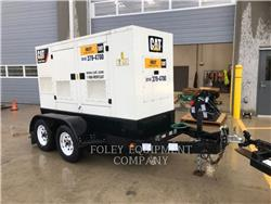 Olympian CAT XQ60 - Stationary Generator Sets - Construction