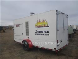 [Other] GROUND HEATERS INC THAWZALL XH850, Uscatoare cu aer comprimat, Constructii