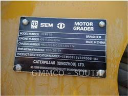 [Other] SHANDONG ENGINEERING MACHINERY CO. LTD 919, kopalniana równiarka samojezdna, Sprzęt budowlany