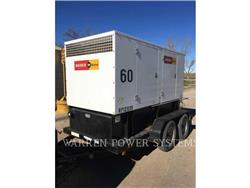 [Other] SPECIALTY LIGHTING N60, mobile generator sets, Construction