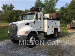 Peterbilt 335, on highway trucks, Transport