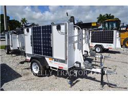 Progress Solar Solutions SLT1200-PSS, light tower, Construction