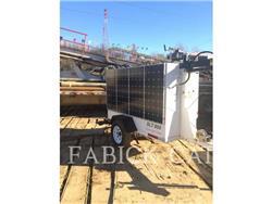 Progress Solar Solutions SLT800, kolumna oświetlenia, Sprzęt budowlany