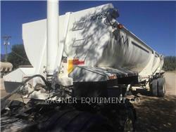Ranco TRAILER ENDDUMP 34, remorques, Transport