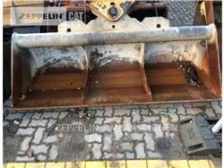 Reschke GRABENRÄUMLÖFFEL2500, Trenchers, Construction