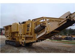 Screen Machine JXT, crushers, Construction