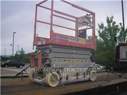 Skyjack 19 ELECTRIC SCISSOR LIFT, lift - scissor, Construction