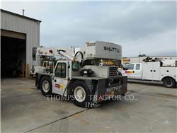 Skyjack 5520, cranes, Construction