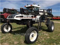 SpraCoupe 4440, rozpylacz, Maszyny rolnicze