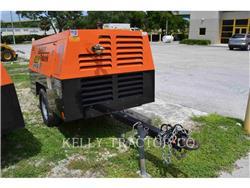 Sullivan D185P PK, Compressed Air, Construction