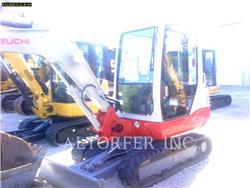 Takeuchi TB235, Crawler Excavators, Construction