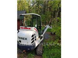 Terex TC 35, Crawler Excavators, Construction