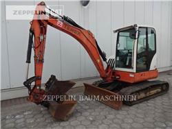 Terex TC60, Crawler Excavators, Construction