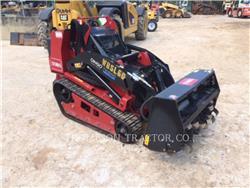 Terex TX1000, Mini incarcator, Constructii