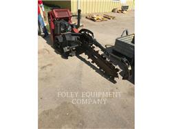 Toro TRX20, Trenchers, Construction