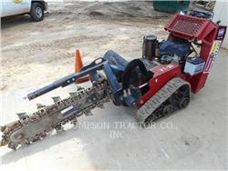 Toro TRX20, Koparki łańcuchowe, Sprzęt budowlany