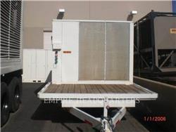 Trane AC30, Sprężarkowe osuszacze powietrza, Sprzęt budowlany