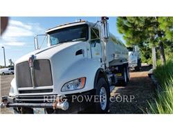 United WT5000, water trucks, Transport