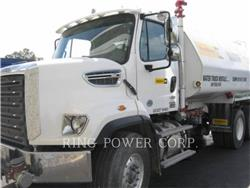 United WT5000, water trucks, Transport