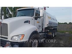 United WT5000, camions citerne a eau, Transport