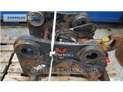 Verachtert (OBSOLETE) SWH CW45S 329DLN, ferramenta de trabalho da retroescavadeira, Equipamentos Construção