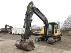Volvo EC140BLC, Crawler Excavators, Construction