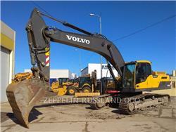 Volvo EC300DL, Escavadoras de rastos, Equipamentos Construção