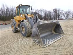 Volvo L90E, Wheel Loaders, Construction