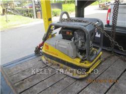 Wacker BPU4045A, vibratory plate compactor, Construction
