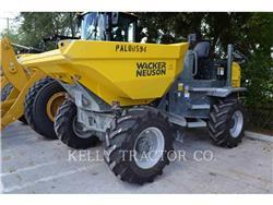 Wacker DW60, vehicule utilitare/cărucioare, Masini speciale
