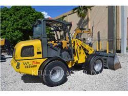 Wacker WL36, Wheel Loaders, Construction