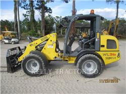Wacker WL36, Wheel Loaders, Construction