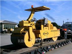 Weiler C307, Cilindros Compactadores tandem, Equipamentos Construção