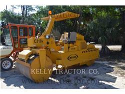 Weiler C310, Compactadores, Equipamentos Construção
