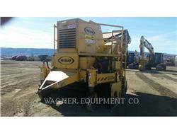 Weiler E650B, windrow elevators, Construction